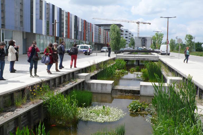 Atelier de paysages bruel delmar coquartier botti re for Espace vert nantes